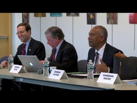 Watch live video footage of the Westchester Assembly Delegation's Budget Hearing on the proposed 2017 NYS Budget.