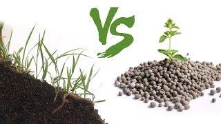 ОРГАНИКА против МИНЕРАЛКИ \\ Какие удобрения лучше? Органические или минеральные и почему!