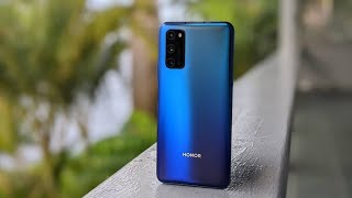 Honor V30 Pro Full Review: Dual Mode 5G And Versatile Cameras But