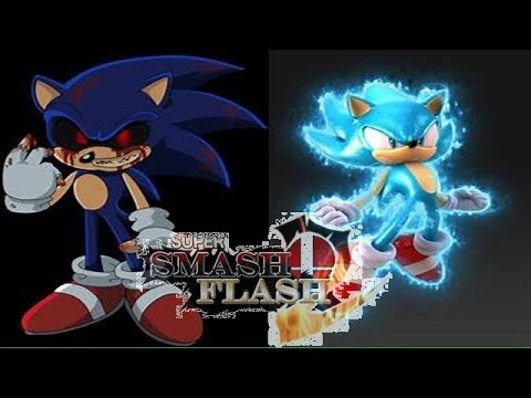 Download Ssf2 Mods Sonic Vs Sonic Exe Edit New Video 3GP Mp4 FLV HD
