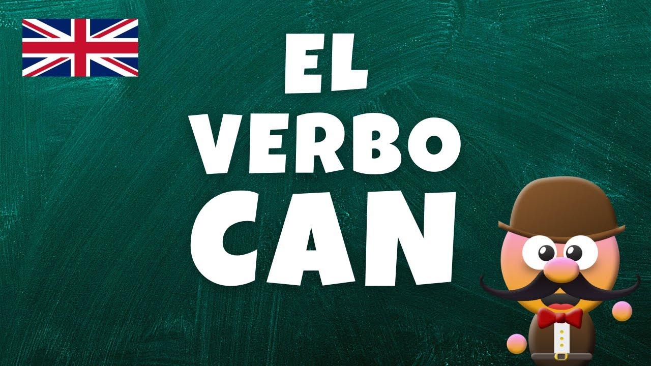 INGLÉS PARA NIÑOS CON MR.PEA - VERBO CAN