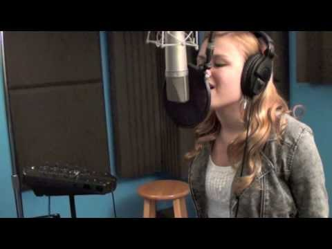 """Radioactive"" Imagine Dragons cover by Celine Pence"