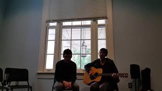 Evan Finch ft. Ramsey Baden — Working Class Hero (John Lennon Acoustic Cover)