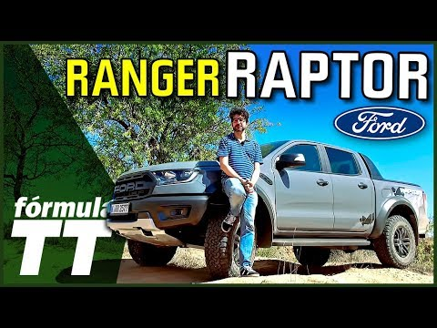 Ford Ranger Raptor | Review y prueba todoterreno
