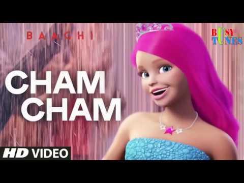 Cham Cham Cham   Barbie Girl Dance   Bollywood Song