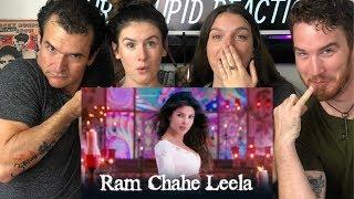 RAM CHAHE LEELA | Priyanka Chopra | REACTION!!