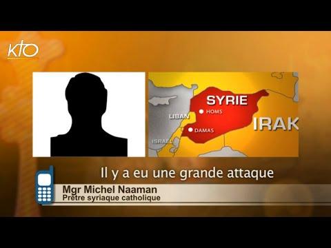 Parole d'Orient - Mgr Michel Naaman