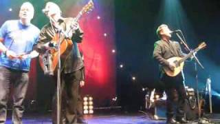 "Great Big Sea with Spirit of the West - ""Old Black Rum"""