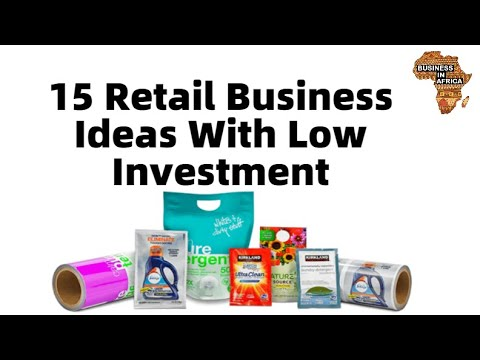, title : '15 Retail Business Ideas With Low Investment, LOW INVESTMENT BUSINESS IDEAS IN AFRICA