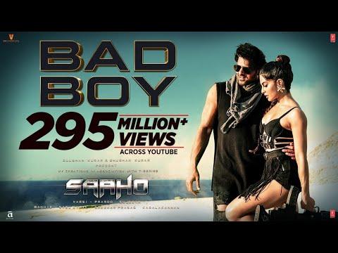 Saaho Bad Boy Song Prabhas Jacqueline Fernandez Badshah Neeti Mohan