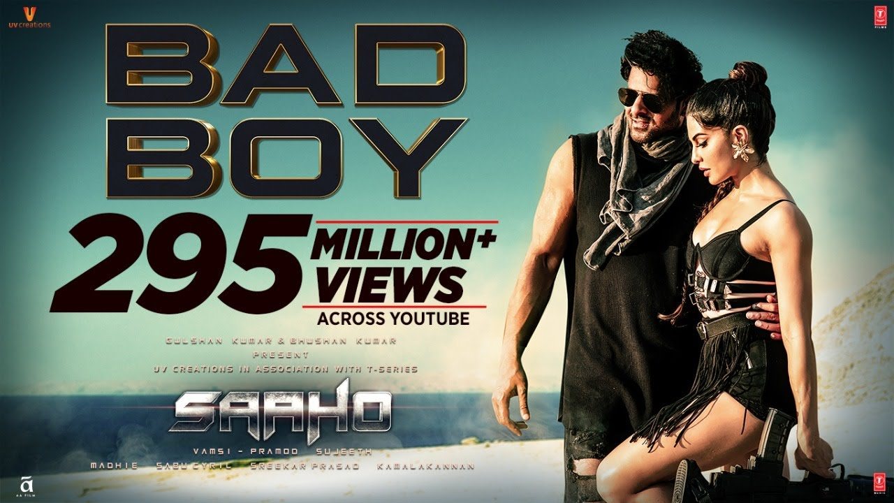 Bad Boy Hindi lyrics