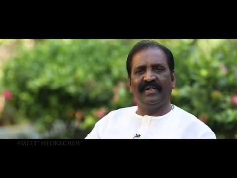 Vairamuthu on Mani Ratnam and O Kadhal Kanmani