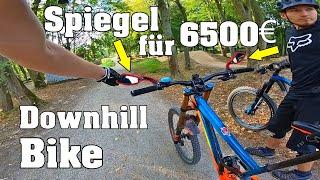 SPIEGEL FÜR 6500€ DOWNHILL BIKE   Kemimoto   DownhillSucht