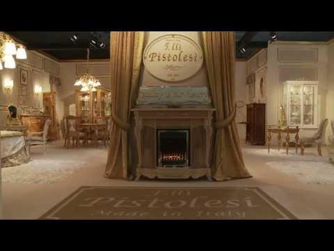 """Preview video F.lli Pistolesi - """"I saloni 2013"""" Salone del Mobile di Milano"""