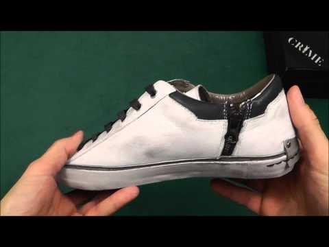 Crime sneakers basse CR1457B
