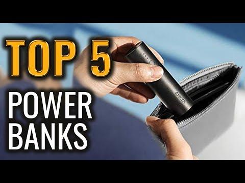 ✅ DIE 10 BESTEN POWERBANKS │ Externer Akku kaufen | Kein power bank vergleich  test deutsch 2019