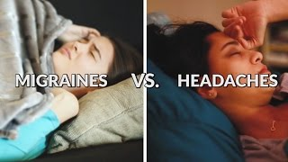Migraines Vs. Headaches - Video Youtube
