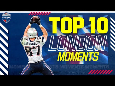 Best Moments from the First Decade of NFL London Games | NFL Highlights