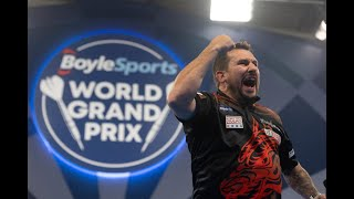 """Jonny Clayton: """"If I can do my job and Gezzy does his, we'll meet in the final"""""""