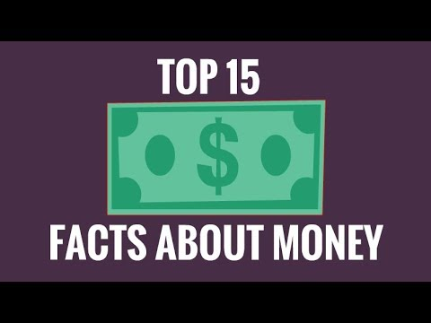 top 15 interesting facts about money explained by anirudh