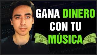 💵 COMO GANAR DINERO CON TU MUSICA (PASO A PASO) 💵