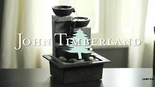 Four Cup Tabletop Fountain