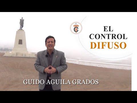 EL CONTROL DIFUSO - Tribuna Constitucional 87 - Guido Aguila Grados