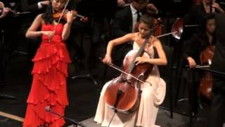 J. Brahms Double Concerto for Violin and Cello