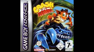 Crash of the Titans GBA - Shady Wharf