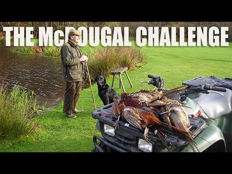 Jamie Chandler takes the McDougal Challenge