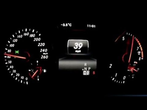 2014 Mercedes-Benz CLA250 0-60 MPH Acceleration Test Video