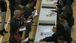 Vote counting begins for UK's general election   AFP
