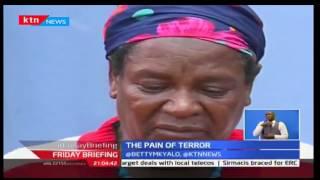Friday Briefing: Families of Mandera Terror Slain six identify kins' bodies at Chiromo, 7/10/16