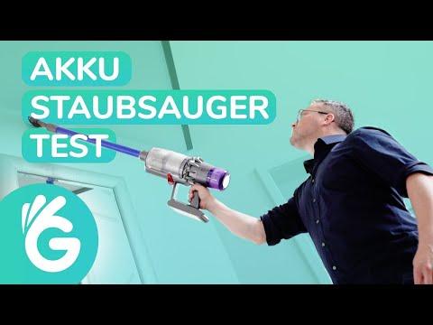 Akku Staubsauger Test – Dyson, AEG, Bosch und Co. im Vergleich