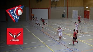ZVV Urk - Sporting Harderwijk (11-01-2019)