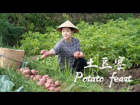 Let's have a potato feast and bring back grandma & moms unique cooking style!