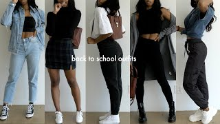 Back To School Outfit Ideas 2019- 2020
