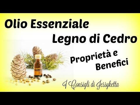 Olio essenziale al Legno di Cedro: Antidolorifico naturale e Ottimo per la Ricrescita dei capelli!