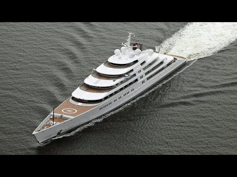 Top 10 Most Expensive Luxury Yachts In The World |