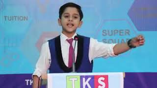 preview picture of video 'Wonderful speech of a child'