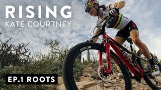 Rising: Kate Courtney's Race To The Top