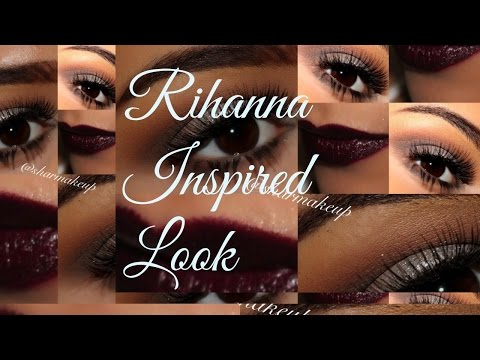 RIHANNA INSPIRED LOOK