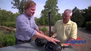 Laguna Max-Flo and PowerJet pond pumps