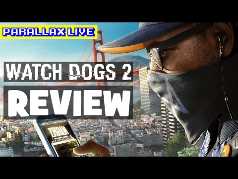 Watch Dogs 2: REVIEW video thumbnail