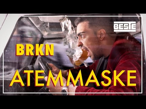 BRKN - Atemmaske Video