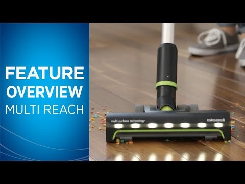How to use MultiReach Cordless Stick Vacuum Video