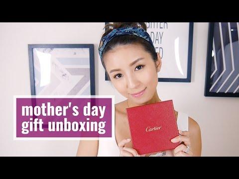 母親節禮物開箱!mother's day gift unboxing