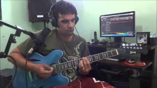 Mandou Bem - Jota Quest (Aula de Guitarra Completo) HD