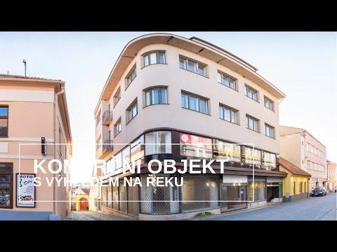Video Prodej domu v osobním vlastnictví 1107 m², Týn nad Vltavou