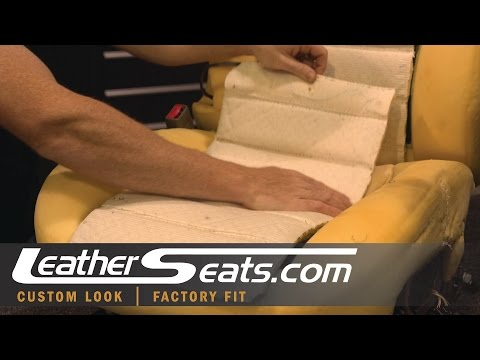 How To Transfer Factory Seat Heater In an '04 – '06 Hummer H2 – LeatherSeats.com